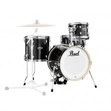 "Pearl Midtown 4-PC 16"" Black Gold Sparkle"