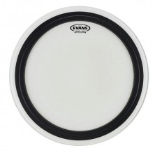 Evans Bd20Emadcw Emad 1 Capa Rugoso Blanco 20""