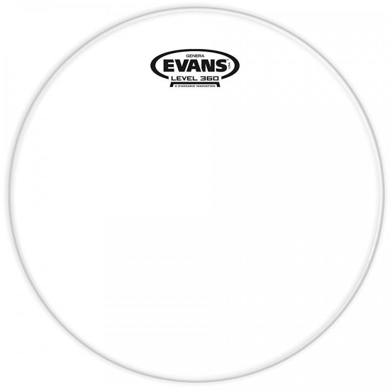 "Evans Tt12Gr Genera 1 Capa Transparente 12"""