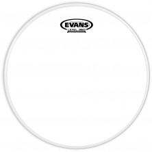 "Evans B14G1Rd Powercenter 1 Capa Rugoso Blanco 14"""