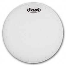 "Evans B14Dry Genera Dry 1 Capa Rugoso Blanco 14"""