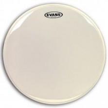 "Evans S12H20 Snare Side 1 Capa Transparente 12"""