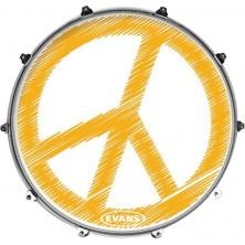 Evans 22 Inked Woodstock Peace