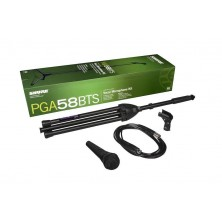 Shure PGA58 BTS Set Micro+Barra+Cable