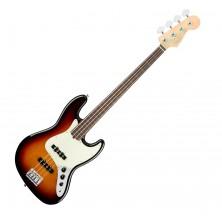 Fender American Professional Jazz Bass Fretless RW-3CSB
