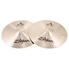 """Zildjian Aha0123 Hi Hat 14"""" A Zildjian Mastersound Par"""