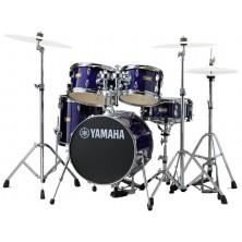 """Yamaha Junior Kit Manu Katche Deep Violet 16"""""""