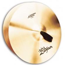 "Zildjian Symphonic 18"" AZ Fench Tone Par"