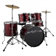 Riot By Dixon RT522 22 Wine Red