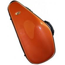 Bags Ev-I Metallic Brillo Naranja Saxo Alto