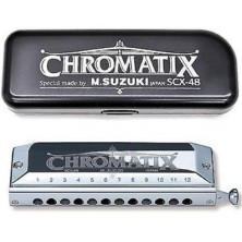 Suzuki Cromatic Scx48