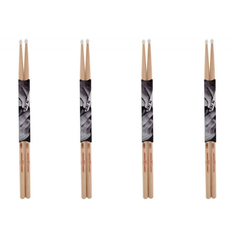 Vic Firth 7AN Nylon Hickory Pack