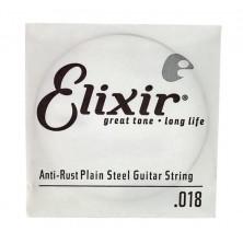 Elixir 018 Anti-Rust Plana