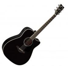 Yamaha FGX830C Black