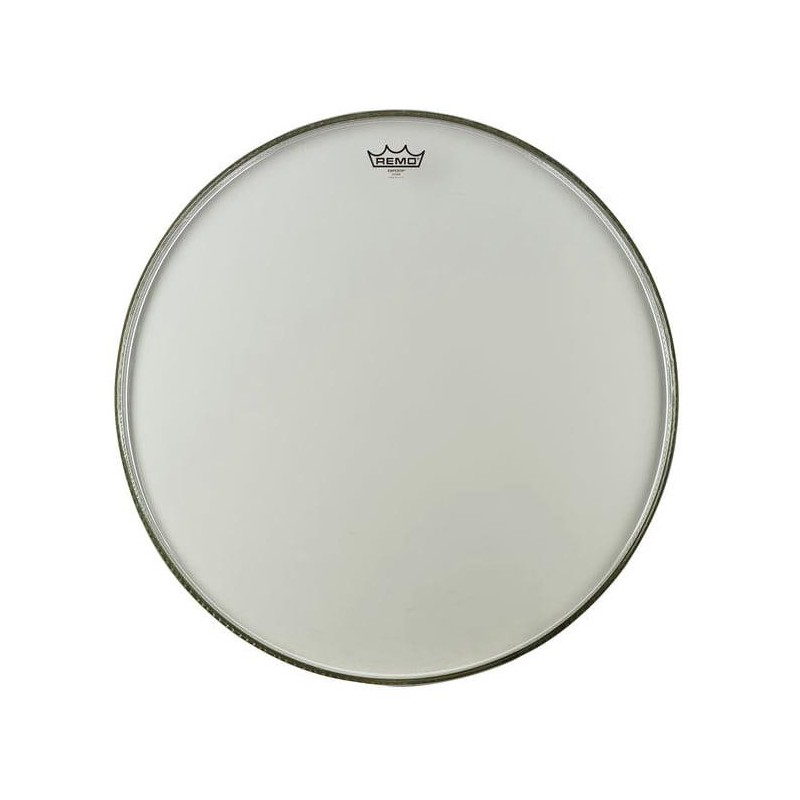 Remo Emperor BB-1324-00 Bass Drum Clear 24