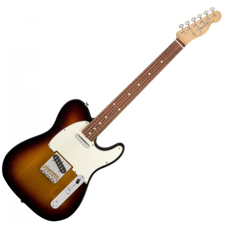 Fender Classic Player Baja 60'S Telecaster Pf-3Csb