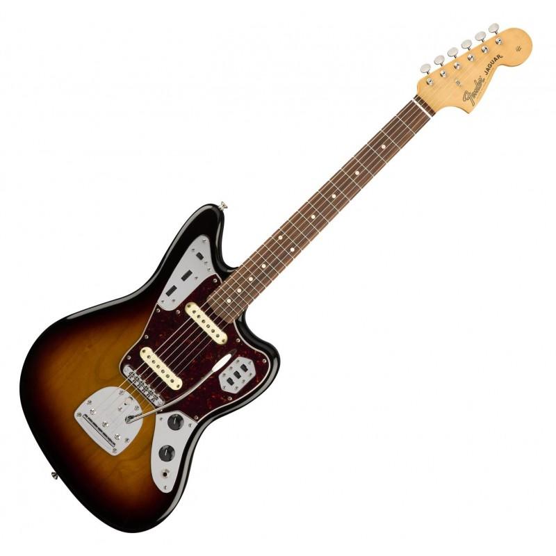 Fender Classic Player Jaguar Special Pf-3Csb