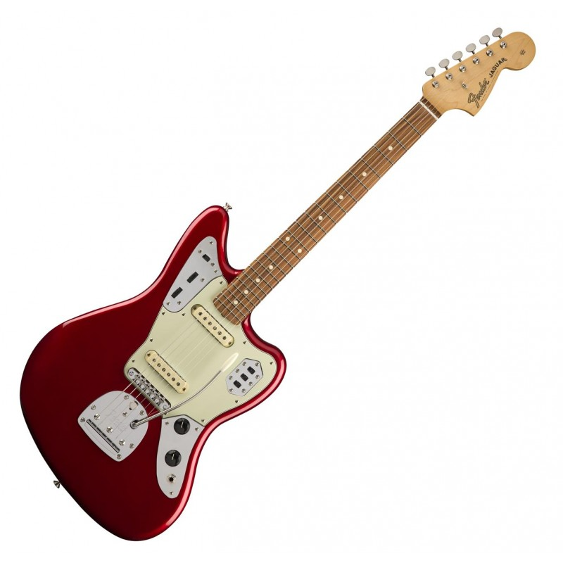 Fender Classic Player Jaguar Special Pf-Car