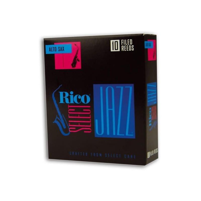 Rico Select Jazz 2H Ca?a Saxo Alto