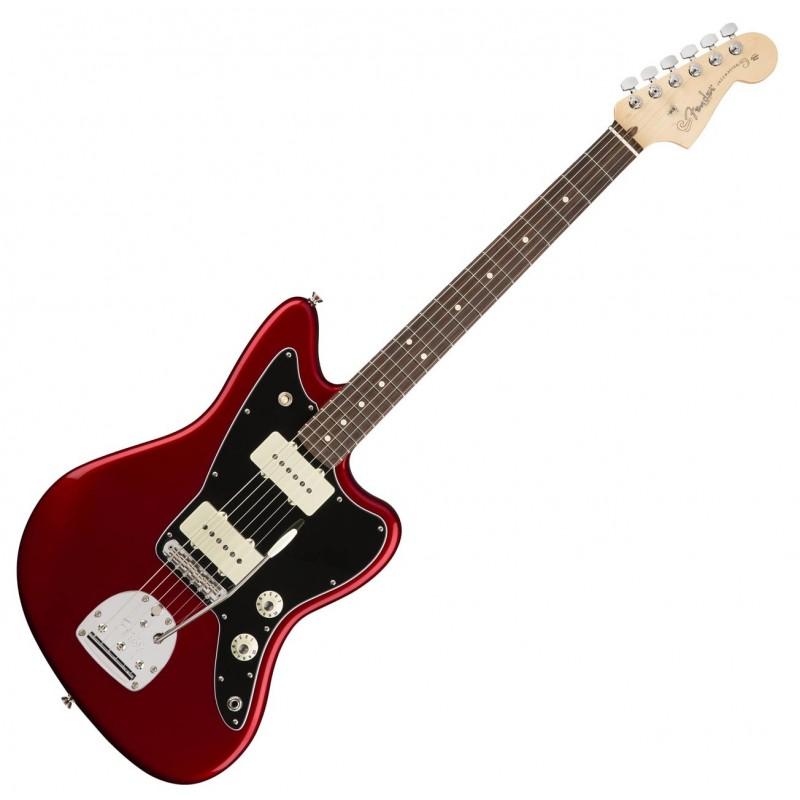 Fender American Professional Jazzmaster Rw-Car