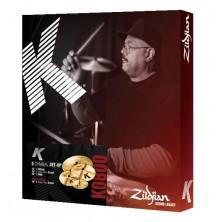 Zildjian K Series Set Platos