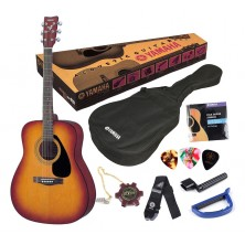 Yamaha F310 Pack Tobacco Brown Sunburst