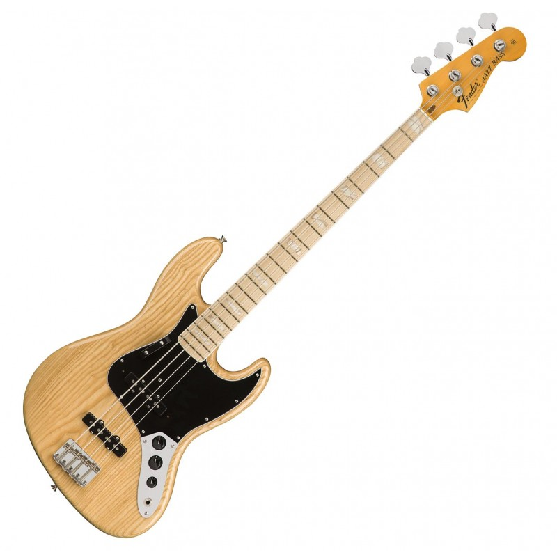 Fender American Original 70's Jazz Bass Rw-Nat