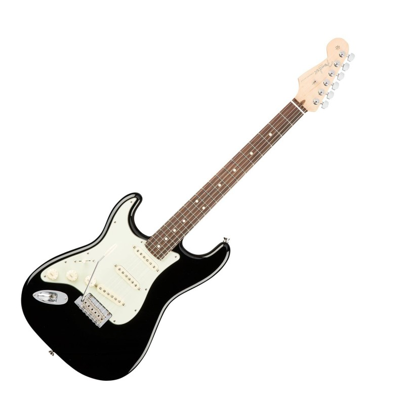 Fender American Professional Stratocaster Lh Rw-Blk
