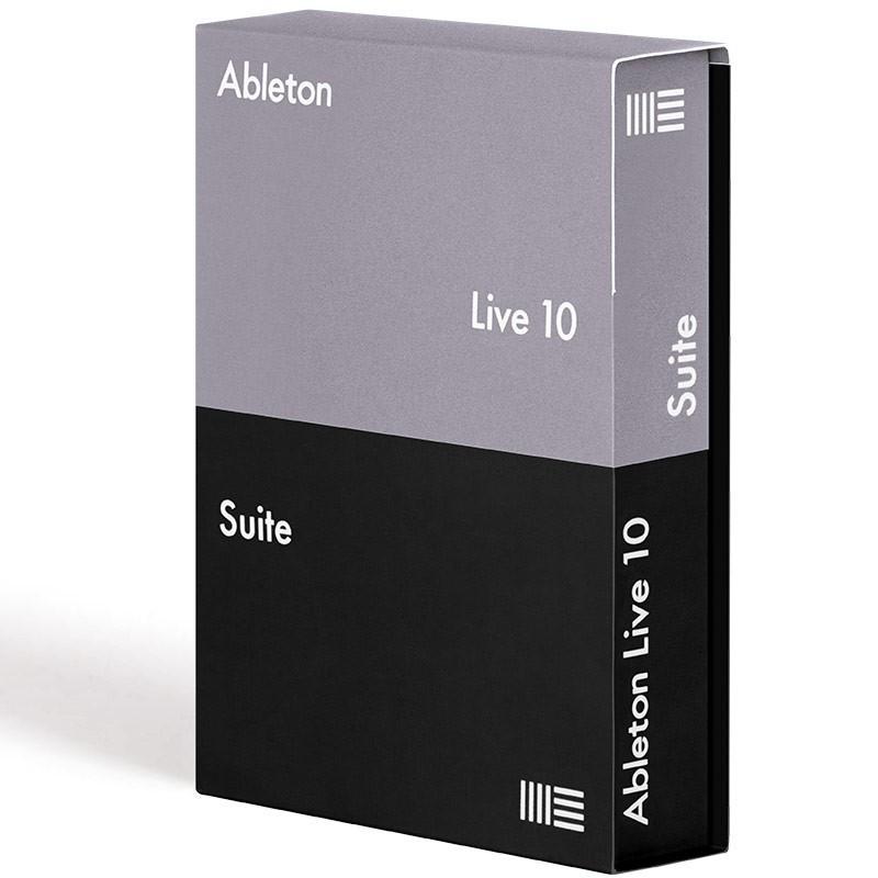 Ableton Live 10 Suite Edition Versión Descarga