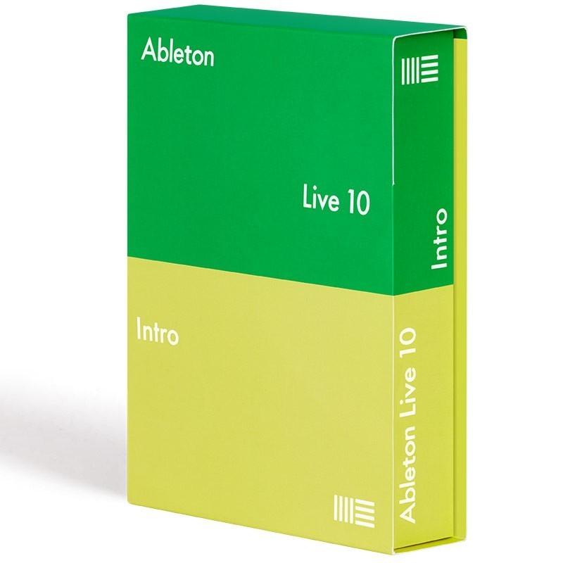Ableton Live 10 Intro Versión Descarga