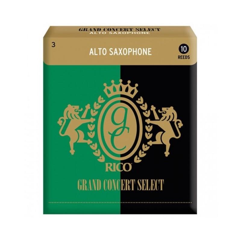 Rico Grand Concert Select 3 1/2 Ca?a Saxo Alto