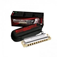 Hohner Thunderbird Low F Armonica Diatonica