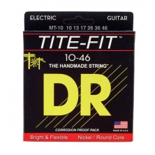 DR Strings MT-10 Tite-Fit
