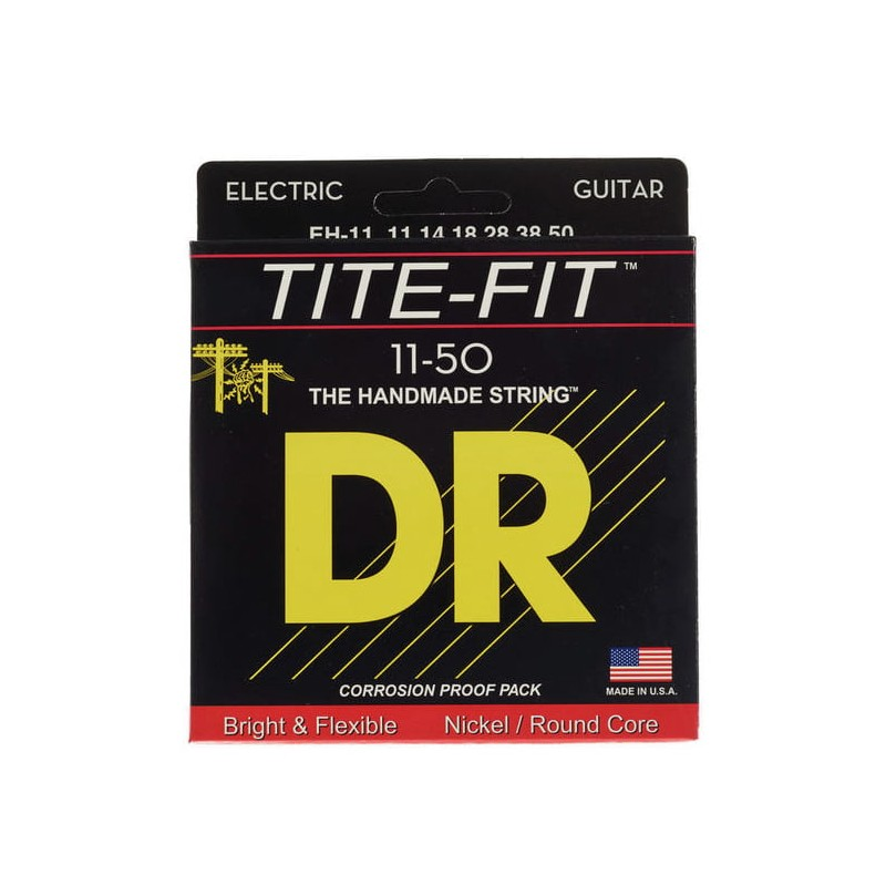 DR Strings EH-11 Tite-Fit