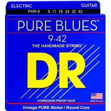 DR Strings PHR-9 Pure Blues