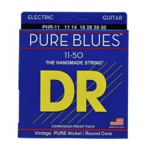 DR Strings PHR-11 Pure Blues