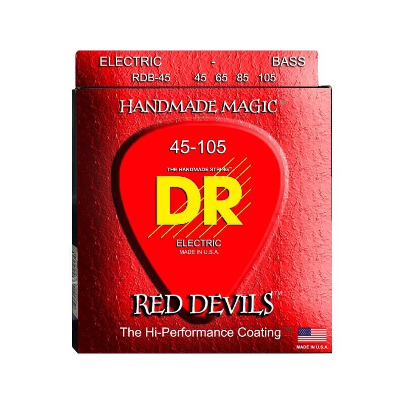 DR Strings RDB-45 Red Devils