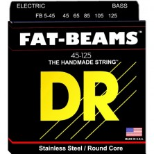 DR Strings FB5-45 Fat-Beams