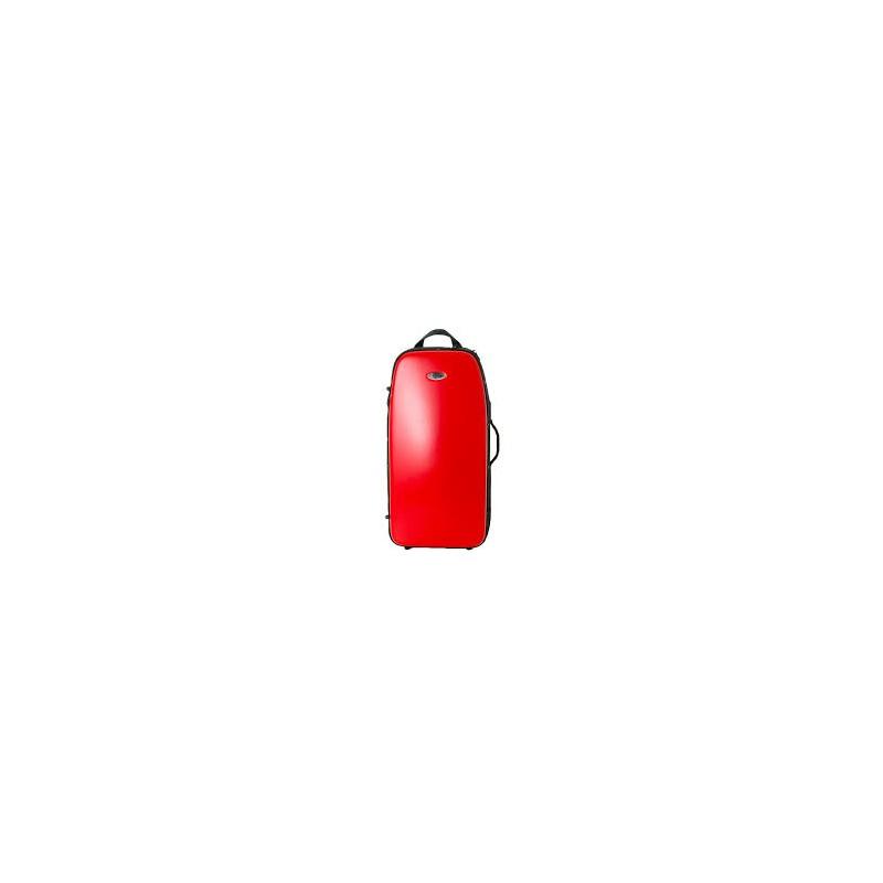 Tortajada Compact Rojo Brillo Estuche Saxo Alto