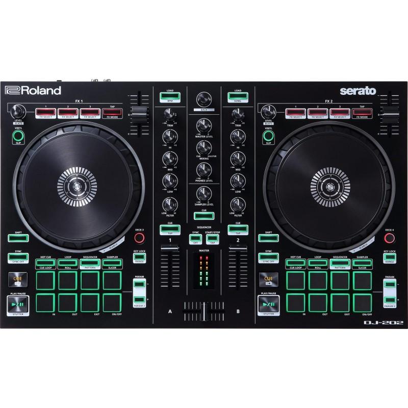 Roland Dj-202 Mix Pack