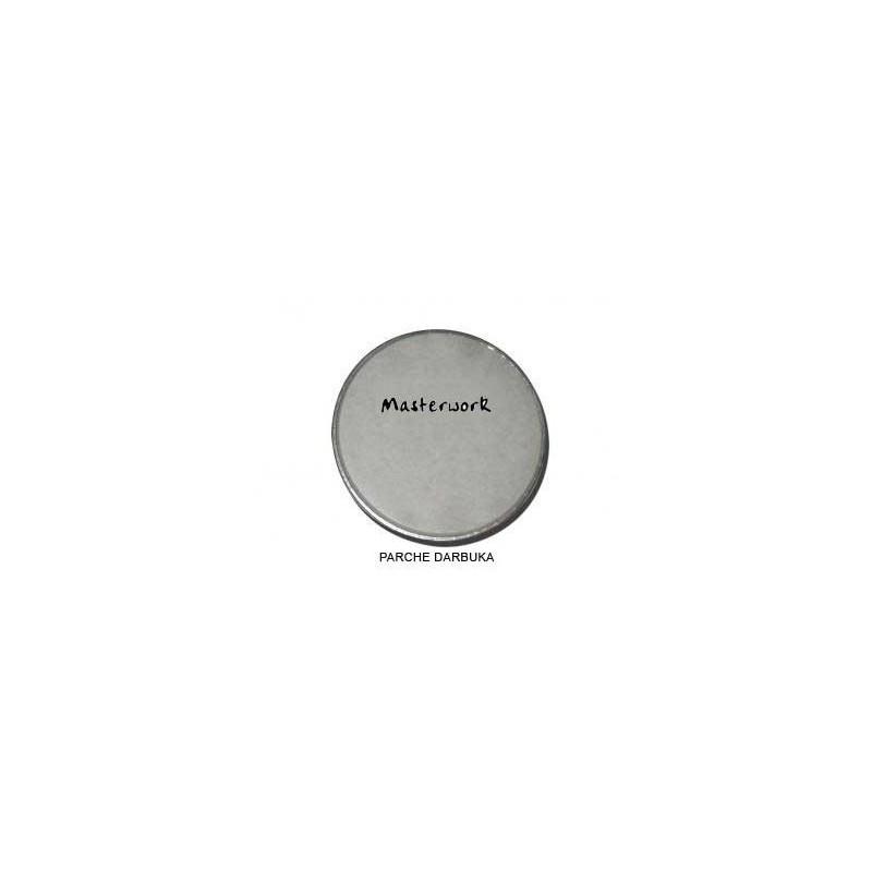 Masterwork PD175 Parche Darbuka 17,5