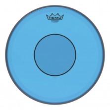 Remo P7-0313-CT-BU Colortone Powerstroke 77 Clear Blue