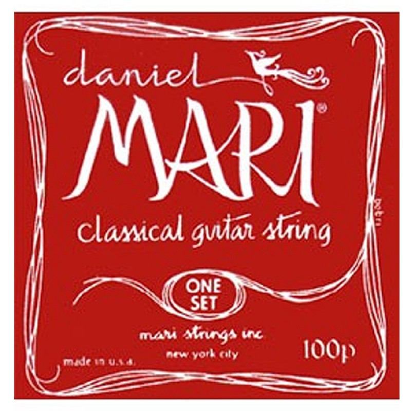 Daniel Mari Strings 100p Classical Medium Tension