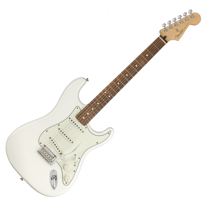 Fender Player Stratocaster Pf-Pwt