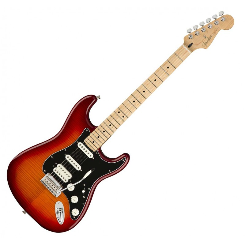 Fender Player Stratocaster Hss Plus Top Mn-Acb