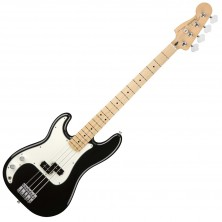 Fender Player Precision Bass Lh Mn-Blk