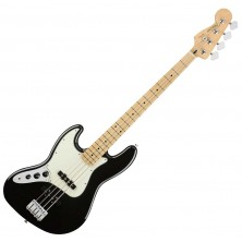 Fender Player Jazz Bass Lh Mn-Blk