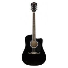 Fender FA-125CE BLk Negra