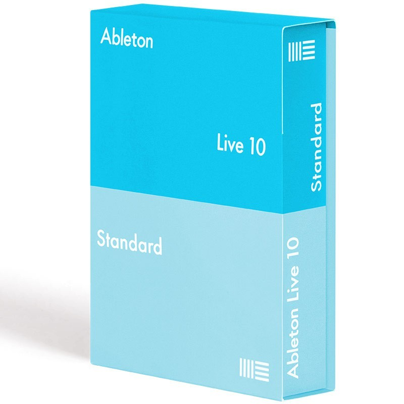 Ableton Live 10 Standard Edition Desde Live Intro