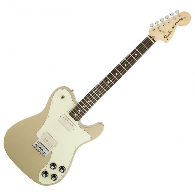 Fender Chris Shiflett Telecaster Deluxe Rw-Shg